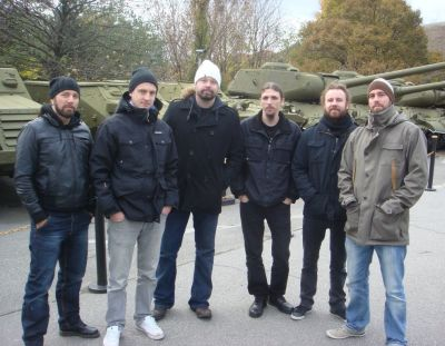 10. with IN FLAMES