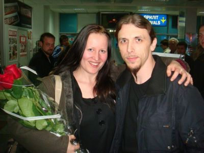 16. with Lisa Johansson (DRACONIAN)