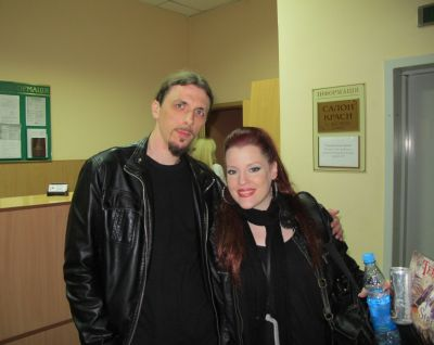 18. with Ailyn (SIRENIA)