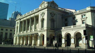 Teatro Municipal Santiago