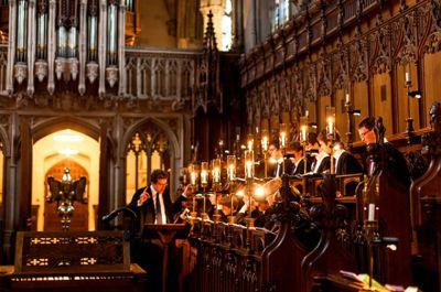 Choir Magdalen College