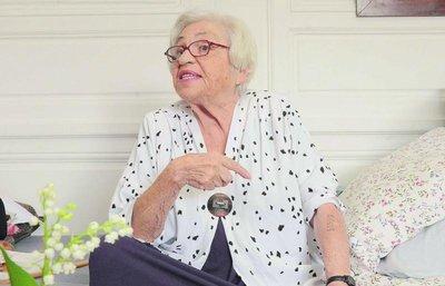 Violette Jacquet Silberstein