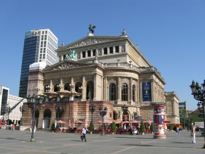 Frankfurt Opera