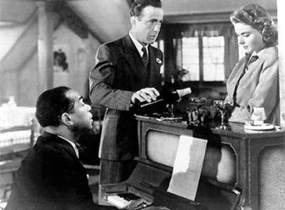 Casablanca-piano