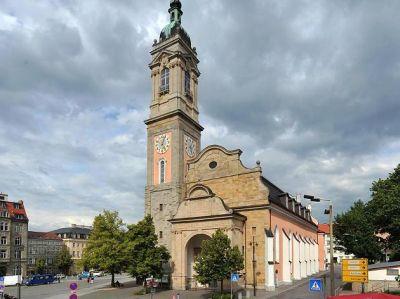 Taufkirche Johann Sebastian Bach